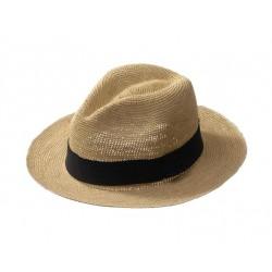 Cappello Panama originale modello Crochet classico