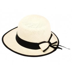 Cappello Panama originale modello Golf donna