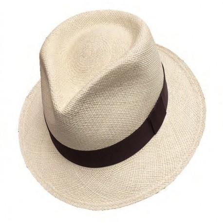 migliori scarpe da ginnastica codice promozionale vasta selezione Cappello Panama originale modello Adrien naturale - aeolian islands