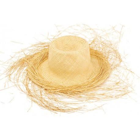 Cappello Panama originale modello Campana - aeolian islands 54cacf5b5cf6