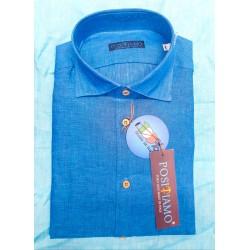 Camicia in lino - Sartoria Positano