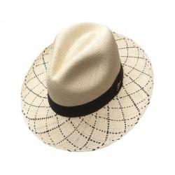 Cappello Panama originale modello Quartz 2