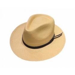Cappello Panama originale modello Ravel Australia Beige