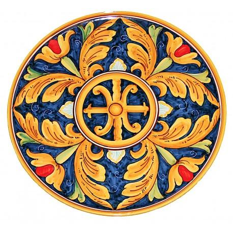 Piatto simbolo di Lipari d. 43