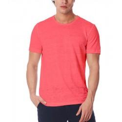 T-shirt Uomo ZEYBRA corallo