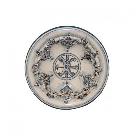 Piatto simbolo di Lipari d. 21