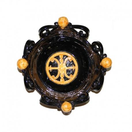 Centro tavola diametro 30 cm