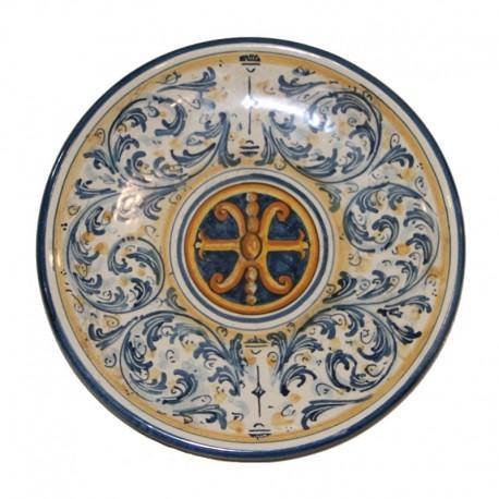 Piatto simbolo di Lipari d. 24