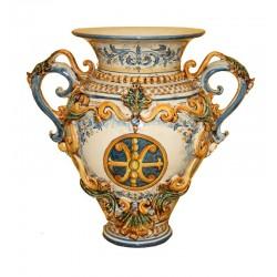 Vaso artistico simbolo di Lipari d. 24