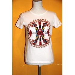 Maglietta con il Simbolo di Lipari