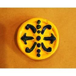 Magnete Simbolo di Lipari