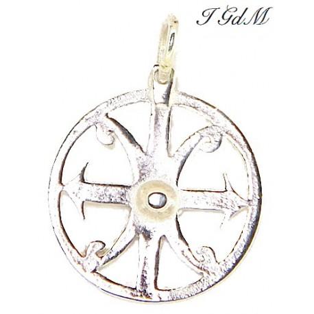 Ciondolo Simbolo di Lipari in argento